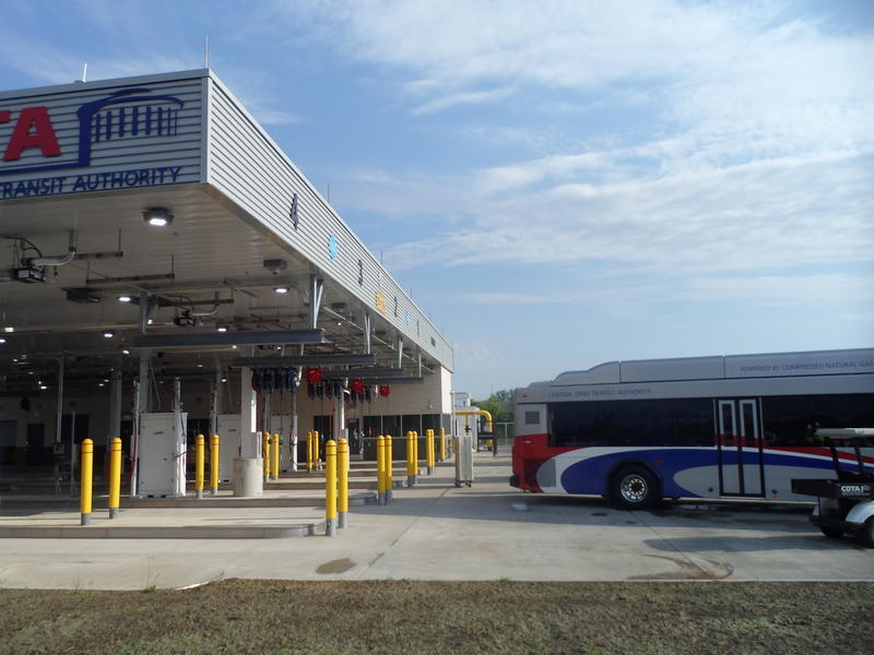 COTA Mckinley Avenue Bus Facility