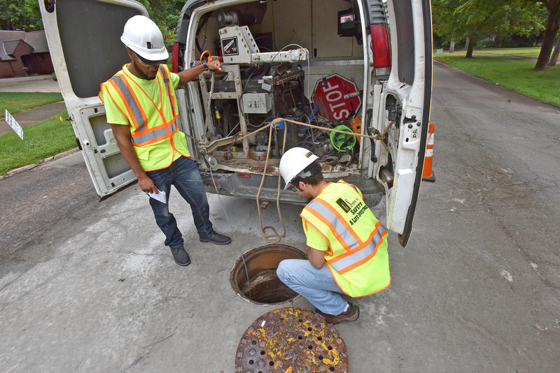 CMOM Sewer Cleaning and Inspection Program