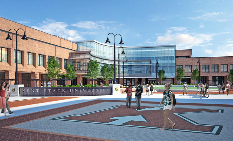 Kent State Student Center Master Plan Study