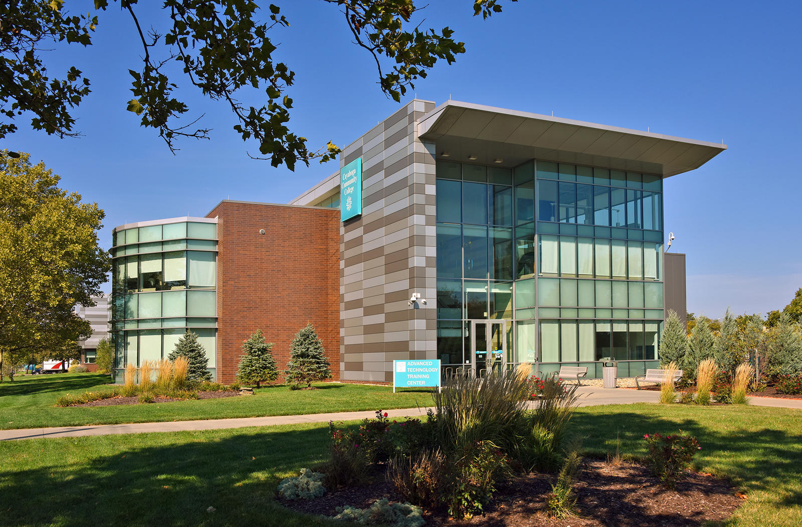 Cuyahoga Community College Emerging Technology and Energy Center