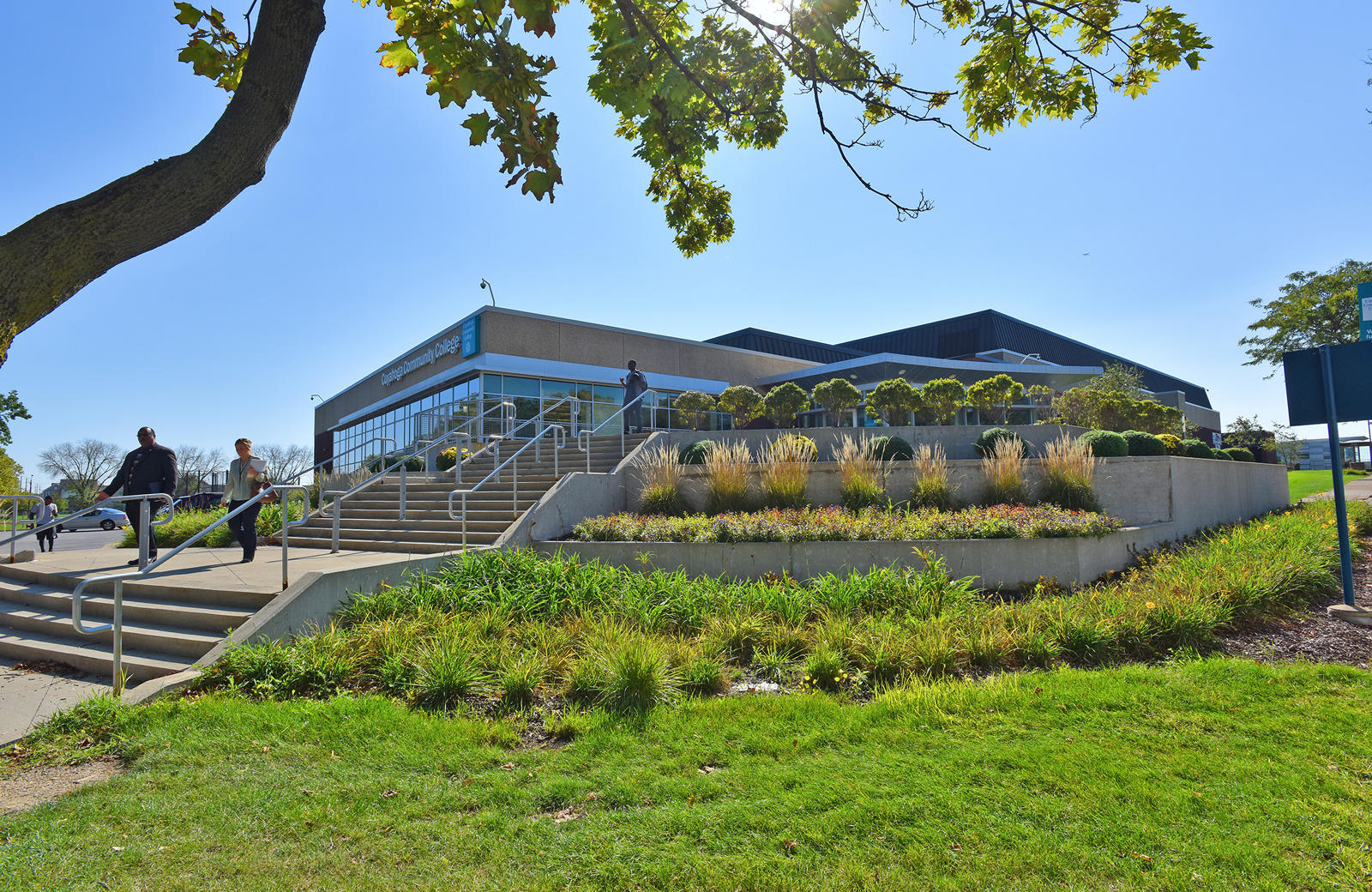 Cuyahoga Community College Health & Wellness Center