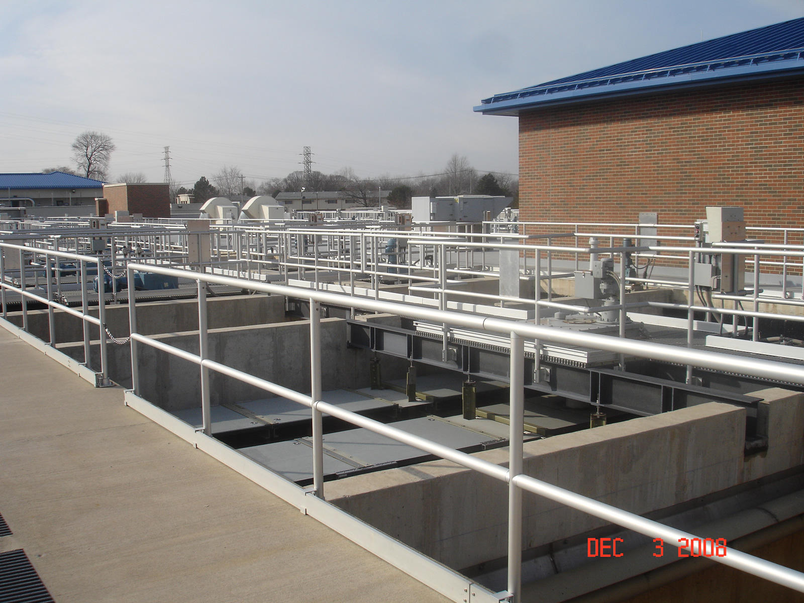 Bay View Wastewater Treatment Plant